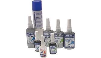 LOXEAL - Flüssige Dichtungen und Klebstoffe