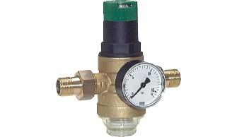Wasserdruckminderer - Wasserfilter