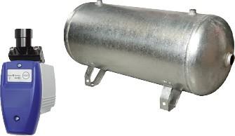 Kondensattechnik - Druckluftbehälter