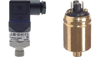 Druckmessumformer - Druckschalter - Vakuumschalter