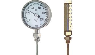 Thermometer - Temperaturschalter - Temperaturregler