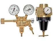 Hochdruckregler - Hochdruckfilter - Hochdrucköler