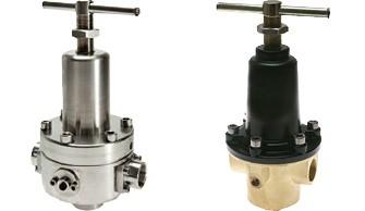 Wartungsgeräte, Edelstahl und Messing bis 50 bar