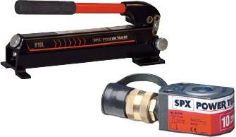Power Team-Hydraulikwerkzeuge - Rohrbiegegeräte