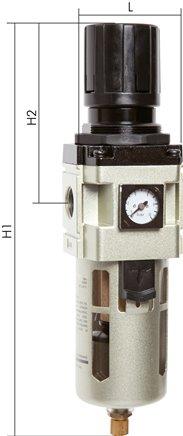 Filterregler, Eco-Line