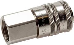 Sicherheits-Kupplungsdosen mit Innnengewinde, NW 7,2