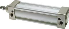 Pneumatik-Zylinder- TME-Serie (Ø 100 & 160), ISO 15552 (Eco-Line) (Auslaufartikel)