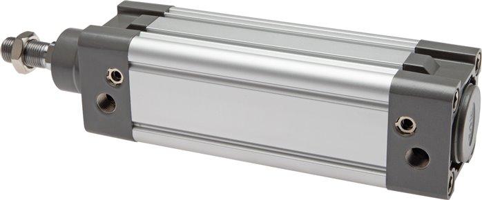 Pneumatik-Zylinder, doppeltwirkend (Ø 32 - 320), ISO 15552 (Eco-Line)